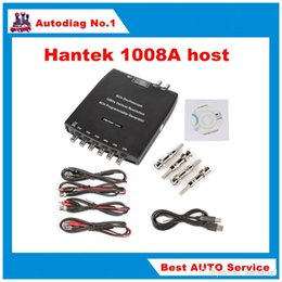 Wholesale Gm S - Hantek 1008A Vehicle USB DAQ 8CH Oscilloscope Programmable Generator 2.4MSa s