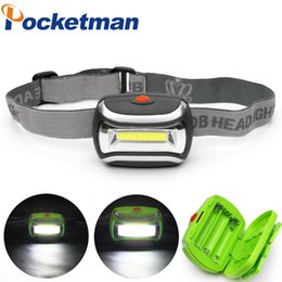 Wholesale Outdoor Headlights - Led Headlight 3 Modes Waterproof 700Lm LED Flashlight Outdoors Headlamp Head Light Lamp Torch Lanterna with Headband