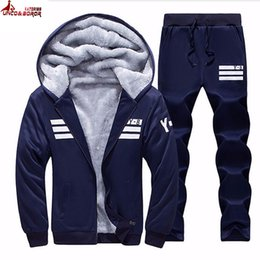size 8xl clothing Coupons - Wholesale- UNCO&BOROR Men's SportSuit Outwear Brand men Tracksuits ouwtear hoodies Men set clothing+Pants plus size M~6XL,7XL,8XL,9XL