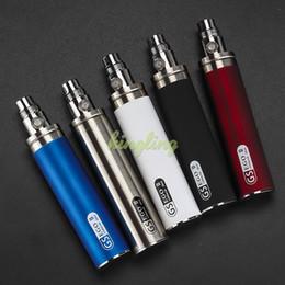 Wholesale Ego Cigarette Mod Batteries - Ecigs GE 3200mAh eGo battery GS ego II ego-II electronic cigarettes CE4 mt3 protank aerotank mega atomizer RDA mods 510 ego thread