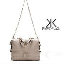 Kardashian bolsas para compras on-line-2017 Nova Moda kardashian kollection marca mulheres bolsa de couro bolsa de ombro KK Saco totes messenger bag Crossbody frete grátis