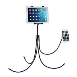 варианты сотового телефона Скидка Держатель для телефона Гибкая губка Octopus Любое складное крепление для телефона для ipad iPhone для Samsung для фотоаппаратов