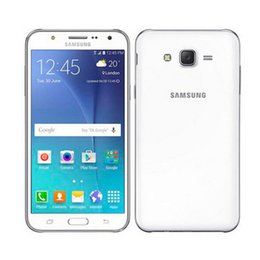 "Wholesale Unlock Smart - Samsung Galaxy J5 J500F 16GB ROM 13.0MP Camera Quad Core 5.0"" Screen SM-J500F Original Refurbished Smart Phone Unlocked Phones"