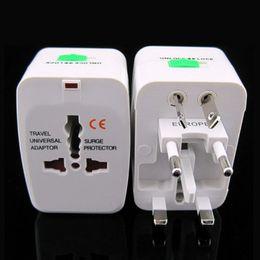 Canada Universel 110-220V US EU AU ROYAUME-UNI Plug World Convertisseur adaptateur de prise de courant de voyage cheap socket adapter convertor Offre