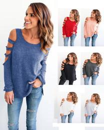 Ücretsiz kargo Artı Boyutu Rahat Tee Şık Kesip En Şık Parti Üst Uzun Kollu Gömlek Bayan T Shirt cheap stylish long shirts nereden şık uzun gömlekler tedarikçiler