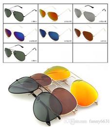 Argentina Hombres de verano gafas de sol polarizadas protección UV400 ciclismo Gafas de sol al aire libre Moda mujeres conduciendo Sunglasse 7colors envío gratis cheap protection glasses polarized Suministro