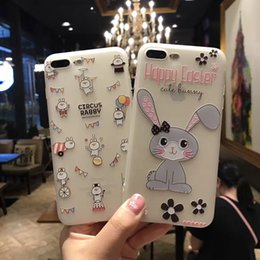 Wholesale Fit Personality - The New TPU Super-embossed For iphone7plus Phone Shell Creative Personality Phone Case