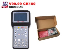 Wholesale Chrysler Key - CK-100 V99.99 Auto Key Programmer Newest Generation SBB CK100 Auto Key Programmer V99.99 CK100 With 1024 tokens