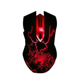 best led optical usb mice - Genius Gaming Mouse 6 Buttons LED Optical USB Wired Mice for Gamer Computer PC Laptop High Quality
