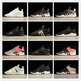 Wholesale Free Sporting Goods - 2017 Hot Sale EQT Support ADV Running Shoes Men Women Jogging Cheap Good Quality Equipment Casual Sports Sneakers Free Shipping Size 5-11