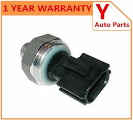 Wholesale Ac Pressures - AC Transducer Pressure Switch 921366J001 92136-6J001 92136-1FA0A case for Nissan Altima,Pathfinder air conditioner switch sensor