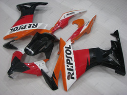 Wholesale Cbr Repsol Body Kit - Full Body Kits CBR500R 14 Fairing Kits for Honda CBR500R 14 13 Red for REPSOL ABS Fairing CBR 500 RR 2013 2013 - 2014