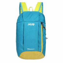 Wholesale Small Canvas Backpacks For Men - Wholesale- Unisex Canvas Backpacks Portable Women Backpack Schoolbag For Teenage Girls Small female &Men Travel Backpack Rucksack
