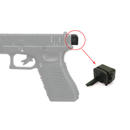 Wholesale New Aluminum select fire switch Tactical Slide Plate For Glock Pistols Select of switch Full Auto For Glock