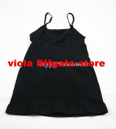 Wholesale Germa Shape Up Slim Body - Free 200pcs Slimming Clothes Slimming Vest Body Shaping Garment Sexy Vest Slim Body germa germanium shape up camisol Black Beige