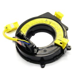 Wholesale Car Wheel Airbag - New Replacement Airbags Front Steering Wheel Auto Car Air Bag Parts 84306-35011 8430635011 Spring Clock Spiral Cable For Toyota