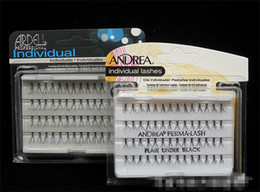 Wholesale Individual Lashes 14mm - Ardell Andrea False Eyelashes Duralash Naturals Individual Lashes Extension Professional Makeup Black 10mm 12mm 14mm X002