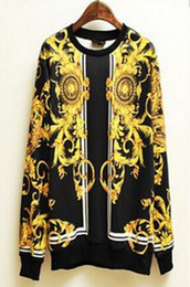 Envío gratis !!! Caliente personalizada moda guapos hombres sudadera manga larga trajes de la etapa / S-XL desde fabricantes