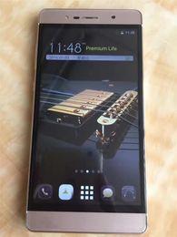 Wholesale Mtk Mini - cheap new Huawei P9 mini fingerprint copy MTK 6592 octa core phone 4g lte smartphone Android 5.0 3gb ram 5.5 inch goophone