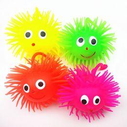 Wholesale Retail Marketing - Flash Maomao   luminous hedgehog colorful novelty toys market stall goods goods wholesale