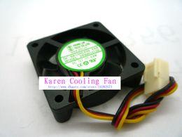 Wholesale 4cm Fan - Original Young Lin DFB401012H 12v 0.8W 40*40*10MM 4cm 3Lines speed cooling fan