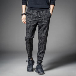 Wholesale Army Sweatpants - Army Military Camouflage Joggers Men Elastic Waist Sweatpants Hip hop Streetwear Fashion Trousers Plus Size M-XXXXL Camo Pants