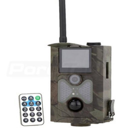 Wholesale 12mp Trail Camera - HC500G HC550G Hunting Camera 3G GPRS MMS SMTP SMS 12MP 1080P Scouting Trail Camera Ann