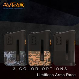 Wholesale Dual Arm - Limitless Arms Race Box Mod Arms Race 200w Mod Work with Dual 18650 VS Wismec RX200s Limitless 200w Ijoy 215w