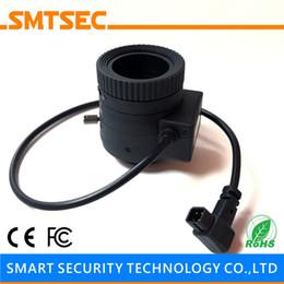 "Wholesale Auto Iris Lens Cctv Camera - Wholesale- SL-3610A6MPP P-IRIS 1 1.8"" 6.0MP 3.6-10mm F1.5 AUTO IRIS CS Mount CCTV HD IP Camera Lens For CCTV Security Camera"