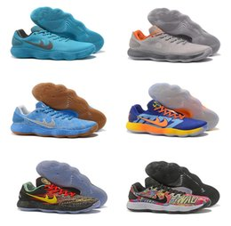 Wholesale Beading Boxes - Hyperdunk Low Shoes 2017 Madrid New York Manila Beijing Men Basketball Sneakers Double Boxes Wholesale Drop Shipping