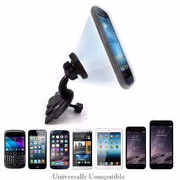 Wholesale Mini Ipad Mount - Car CD Player Slot Magnetic Tablet Mount Holder for iphone for iPad Mini Air GPS CIA_504