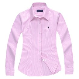 Wholesale White Blouse Long Sleeve Women - Women Blouse 2017 New Casual Women's BRAND Long Sleeved Cotton Shirt Slim Woman Of Shirts Excellent Quality S-XXXL Blusas