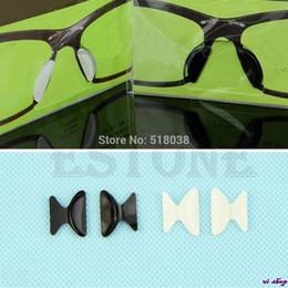 occhiali nocivi Sconti Vendita all'ingrosso- Occhiali da sole per occhiali da sole Occhiali da sole Occhiali antiscivolo in silicone sul pad naso spedizione gratuita