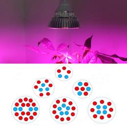 Wholesale Led Par38 15w Blue - Hydroponics Systems 15W 21W 27W 36W 45W 54W E27 LED Grow Light Full Spectrum Par38 Bulbs Plant Grow Lights for Veg Flowering