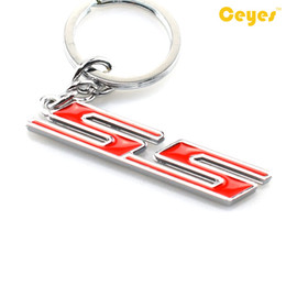 Wholesale Vw Chain - Car Styling Keyring for SS Vehicle Logo Key Chain for audi s line vw nissan toyota bmw Car Accessories key chain