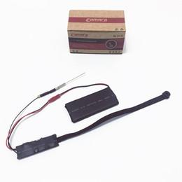 Wholesale Video Modules - New HD 1080P Wireless WiFi Mini Camera DIY Module Motion Detection P2P Video Recorder Nanny Cam Real-time Monitoring