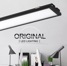 Wholesale Surface Mount Bright White Led - Super Bright 1.2m 4ft LED Panel Light 25W batten Tube shaped surface mounted led ceiling lamp High brightness 2000Lm Downlights AC 85-265V