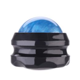 Wholesale Ball Back Massage - Back Roller Massager Pain Relief Body Secrets Massage Roller Relax Ball H14078X
