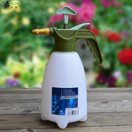 Wholesale Plastic Air Nozzles - Fine Gardening Watering Can Fine Copper Nozzle 2L Large Capacity Copper Nozzle Characteristic Air Pressure Kettle Watering The Flowers