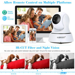 Wholesale Ip Camera Wireless Price - Wanscam HD 720P cheap price Wireless WiFi Pan Tilt Network IP Camera Infrared Night View Motion Detection for CCTV Surveillance Security