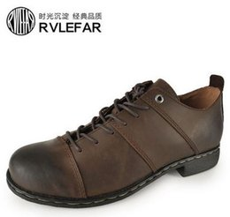 Wholesale Western Dress Shoes - 2016 New Man's Dress shoes Genuine Leather Designer's shoes leather Business Shoes, EU38-44