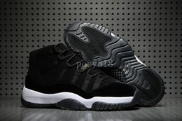 Wholesale Gs For Sale - New 11 GS Black Velvet White 11s Heiress Men Basketball Shoes 2017 Night Maroon Purple Blue Velvet Cheap Sneakers Women For Sale