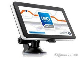 Новое Поступление 7-Дюймовый Автомобиль GPS Навигатор Взрыв Модели Фабрика Прямая Цена Преимущество Навигации Экспорт / Европа Южная Америка Север от Поставщики устройство шпиона gsm