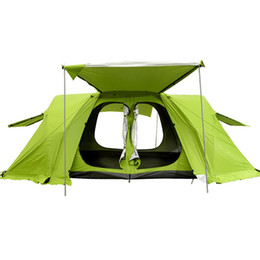 Wholesale Big Tents Camping - Wholesale- Wnnideo Camping Big Horn Family Hunting Tent