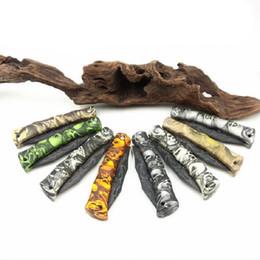 Wholesale Wholesale Knives Free Shipping - 8 Styles Ghillie Pocket Folding Blade Knives Fruit knife ABS Handle Knife EDC Mini Pocket Survival Folding Knife Free Shipping