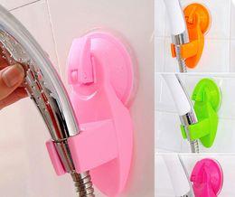 Wholesale Bathroom Shower Holder - Wall-mount Adjustable Powerful Sucker Holder for Bathroom Shower Adjustable Powerful Sucker Holder Shower Head