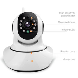 Wholesale Home Surveillance System Hd - LS-F2 HD 720P Wireless IP Camera WIFI Onvif Video Surveillance Alarm Systems Security Network Home IP Camera Night Vision ann