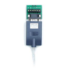 Wholesale Usb Rs485 Adapter - USB 2.0 to RS422 RS485 Converter Adapter Serial PL2303 Chip Wholesale
