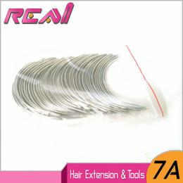 Wholesale Weaving Needles Wholesale - Wholesale-144pcs Needle of Hair Weaving Human Hair Weft Needle, Wefted Hair Needle Large in Stock