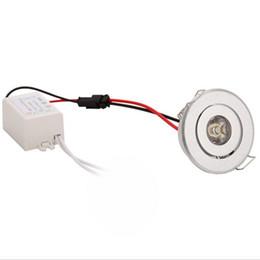 Wholesale Indoor Outdoor Kitchens - Mini Ceiling LED Spot Light Downlights Lamp 110V 220V White Dimmable 3W Mini LED Downlight Indoor Outdoor